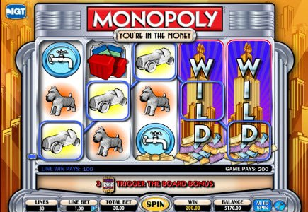 IGT Launches Monopoly Online Slot