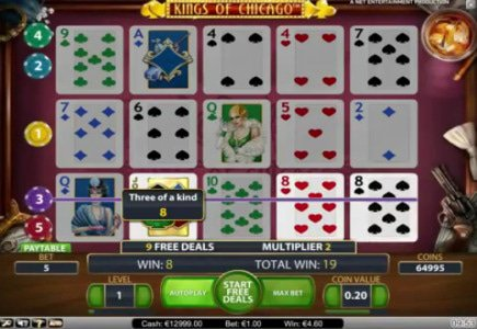 King Of Chicago Online Slot Released