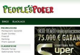 New Online Casino Hits Italian Market
