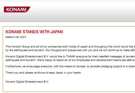 Konami Gets New International Sales Director