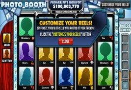 DoubleDown Casino Keeps Players In the Picture