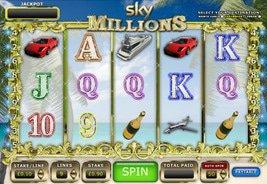 New Cryptologic Slot at Sky Vegas
