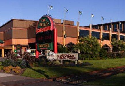 Oregon Debuts Hi-Tech Gambling Venue
