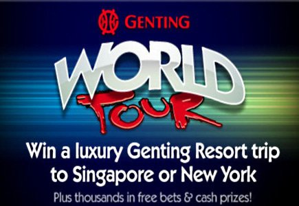 Genting World Tour launched by Genting Casino