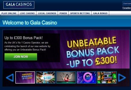 Gala Casino Goes Online