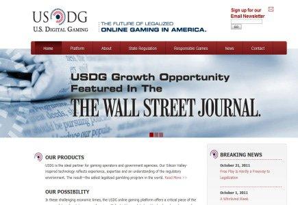 Online Gambling Addressed by U.S. Digital