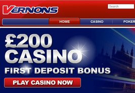 Official Launch of Vernon's Online Casino