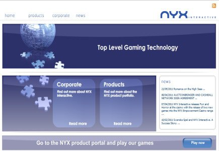 NYX Introduces Social Media Gaming Suite