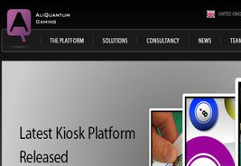Aliquantum Gaming Licensed by QuickFire