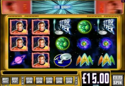 New Star Trek Slot Release!