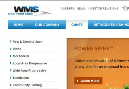 WMS Launches New Online Slot