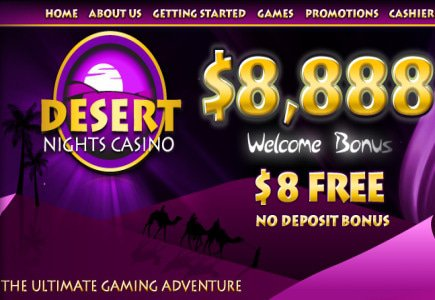 Desert Nights Casino Now Powered by RTG