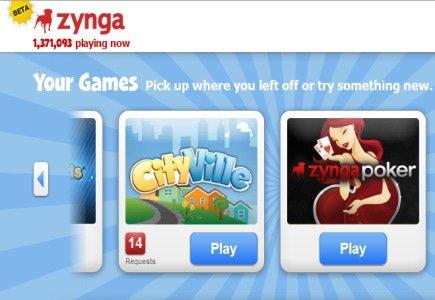 Update: Zynga's Platform in Beta Goes Live