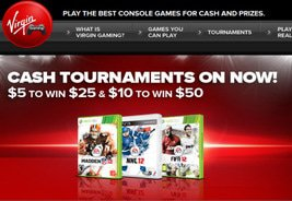 Payment Partnership Between Virgin Gaming and Mazooma