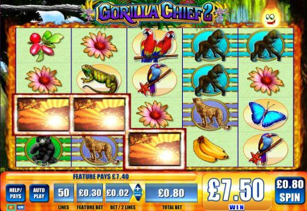 New Online Slot at Jackpot Party Casino