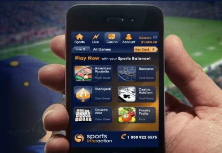 Mobile Gambling Facility From Sport Interaction