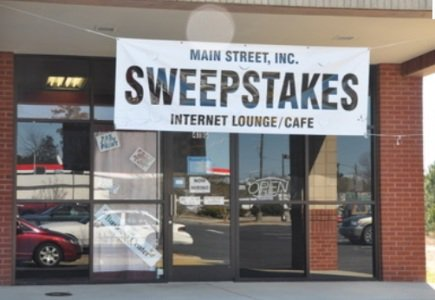 North Carolina Hosts More and More Internet Café Sweepstakes