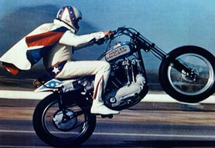 Core Gaming to Build Games with Evel Knievel Theme