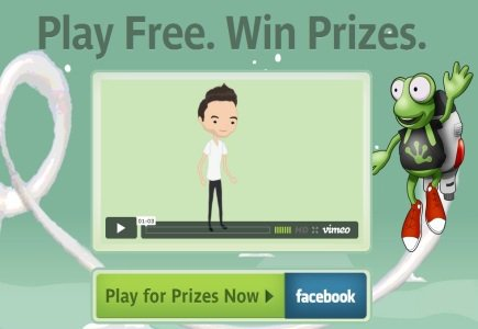 Social Gambling Arena Gets Fun Frog