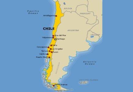 Online Gambling Legislation Proposed in Chile