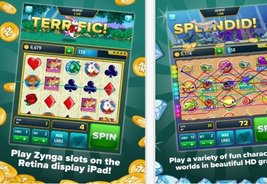 Global Launch of Zynga Slots