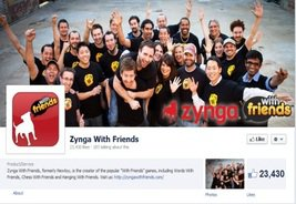New Zynga With Friends Platform Promoted Recently