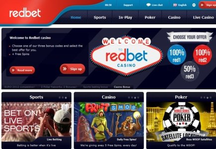 Executive Appointment in Redbet Gaming