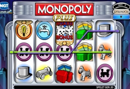 Update: IGT and Hasbro Release Monopoly Plus