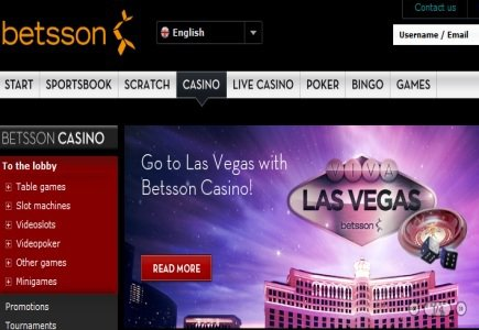 Play'n Go and Betsson Enter Partnership