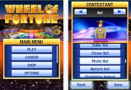 """Wheel of Fortune Slots"" for Mobile Users"