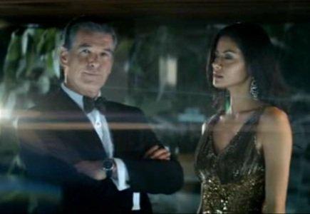Lottomatica's Online Gambling Ads Feature Pierce Brosnan