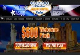Big Win at Jackpot Capital Casino
