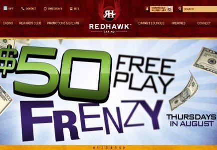 Red Hawk Land Casino Gets Gambling App from Bally