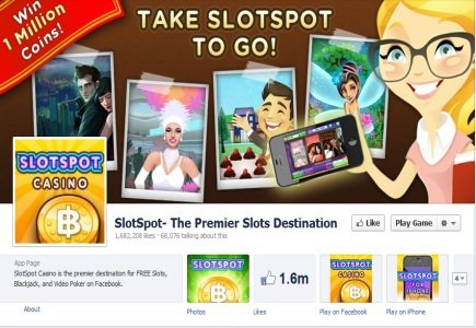 SlotSpot Games on Mobiles