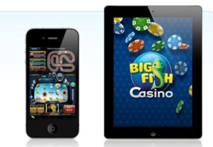 Update: Big Fish Casino for UK Punter