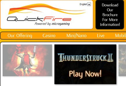 New Games on QuickFire Platform and New Member of Microgaming Poker Network