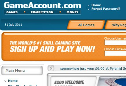 Game Account and Bally Ink Game Supply Deal