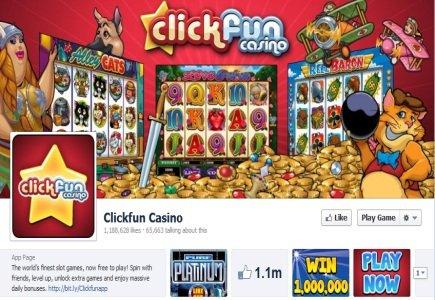 Clickfun Casino Launches New Mobile App