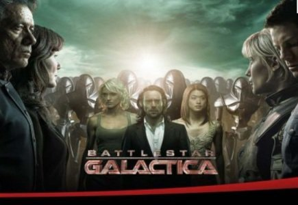 'Battlestar Galactica' Slot to Be Developed by Microgaming