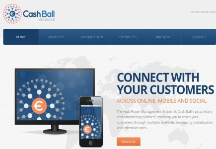 New White Label Deal for Cash Ball Network
