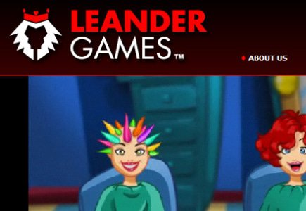 Leander Games Appoints New CEO