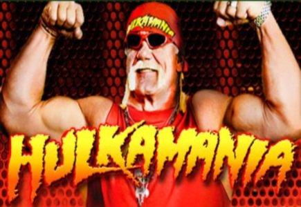 Hulk Hogan in Latest Online Slot Release