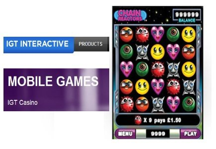 New Mobile Games for IGT Customers