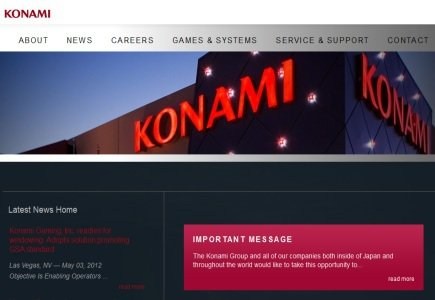 New Senior Marketing Director @ Konami