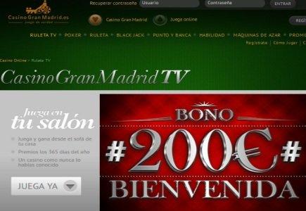 TV Channel by Casino Gran Madrid