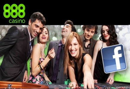 Real-Money Gaming Deal between 888 and Facebook