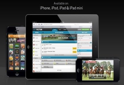 Betvictor Launches iPhone Application