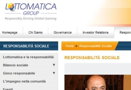 Lottomatica-IGT Partnership Moves to Italy