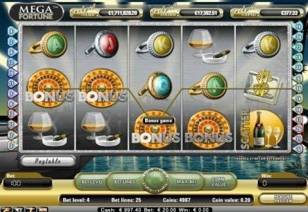 Massive Jackpot Hit by Paf Player on Mega Fortune!