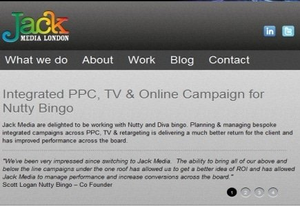 DRTV Partners with Jack Media